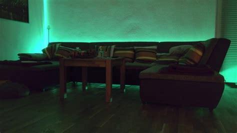 Led Hinter Sofa by Selbstklebende Led Streifen F 252 R Eine Indirekte Beleuchtung