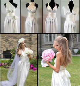 stunning diy convertible wedding dress With diy wedding dress