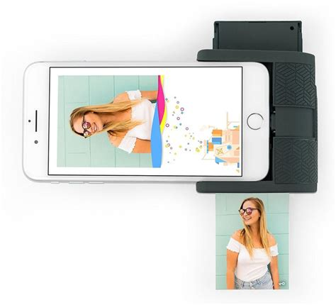 how to setup printer on iphone prynt pocket instant photo printer for iphone
