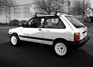 Subaru  Justy  1988