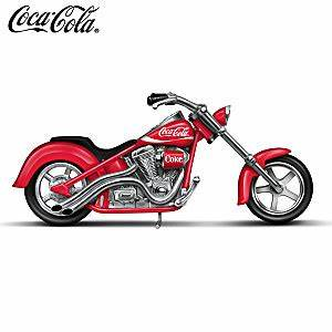 Refreshing Rides COCA-COLA Handcrafted Motorcycle ...