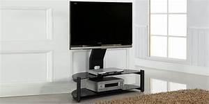 Meuble Tv Accroché Au Mur : ateca plasm meubles tv ateca sur easylounge ~ Preciouscoupons.com Idées de Décoration