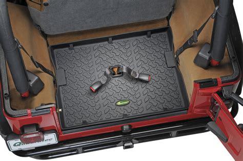 quadratec floor mat recall quadratec 174 14255 0201 ultimate all weather rear cargo