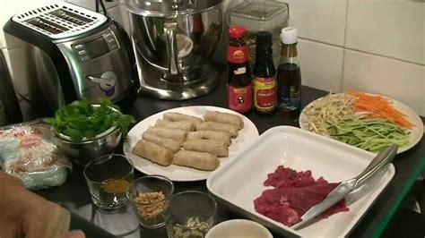 cuisine vietnamien bobun vietnamien