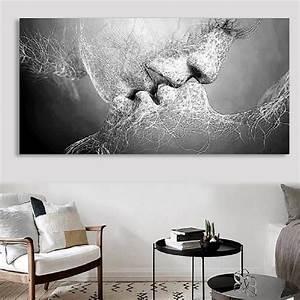 tableau toile abstrait achat vente tableau toile With panneau de couleur peinture murale 10 tableaux gris achat vente tableaux gris pas cher