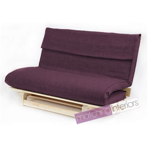 canape lit futon plum sofa lookup beforebuying