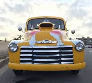 1951 Chevy 3100 Series 5-window Truck For Sale