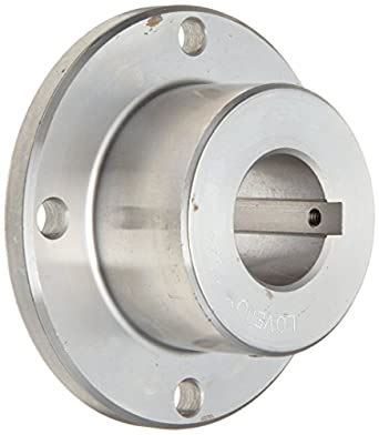 lovejoy  size  grid spacer coupling shaft hub   bore   lbs nominal torque