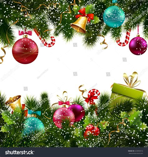 May god bless you with joy at christmas and fill your heart with love. Merry Christmas Happy New Year Greeting Stock Vector ...