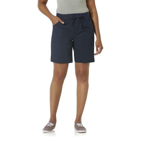 sports drawstring waist shorts basic editions 39 s drawstring shorts kmart