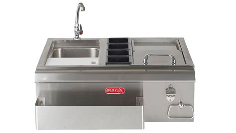 affordable kitchen sinks bull 30 quot bar center affordable outdoor kitchens 1179