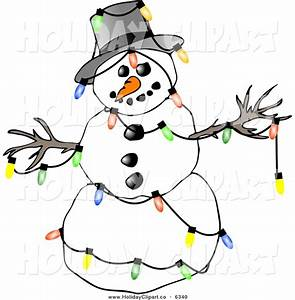 free-snowman-clipart-holiday-clip-art-of-a-festive-winter ...