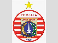 Logo Klub Sepakbola Persija Jakarta Liga Indonesia