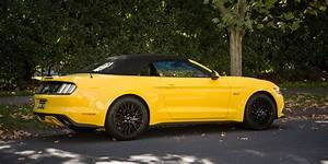 2016 Ford Mustang GT Convertible Weekender - Photos | CarAdvice