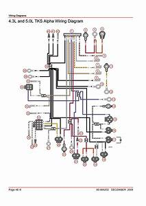 Mercruiser 4 3l Wiring Diagram Mercruiser 496 Mag Diagram