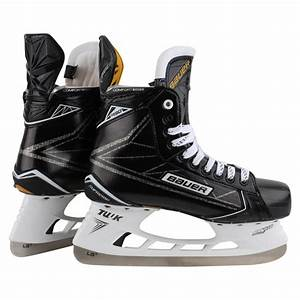 Hockey Skate Fit Chart Bauer Supreme S190 Sr Ice Hockey Skates Skates Hockey