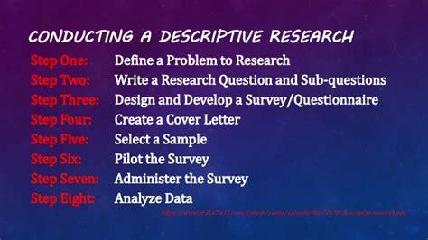 descriptive research  correlational research