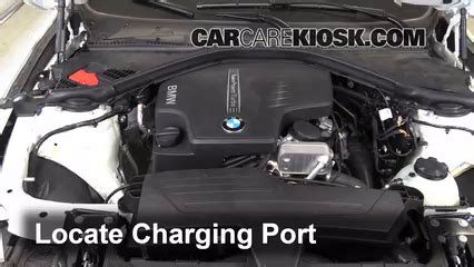 automobile air conditioning repair 2004 bmw 325 electronic throttle control bmw air conditioning recharge where is the port on to which you would attach a can of bmw x3