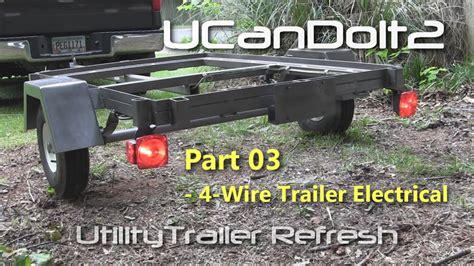 Utility Trailer Pin Wiring Diagram