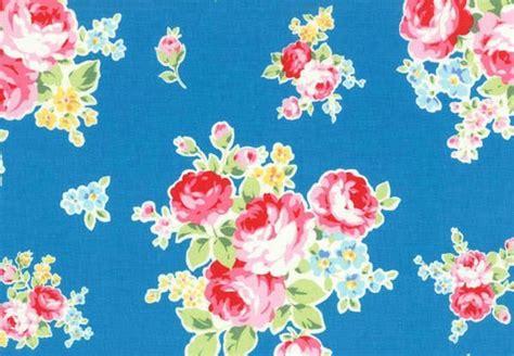 shabby fabrics lecien cottage shabby chic lecien cotton fabric flower sugar med bouquet 30968l 70 bty ebay