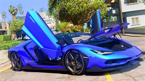 Gta 5 Best Supercar Mods Of 2016! (gta 5 Mods)