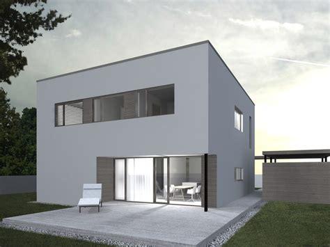 Moderne Kubushäuser by Kubus 152 Aumer 183 Massivh 228 User Gewerbebau