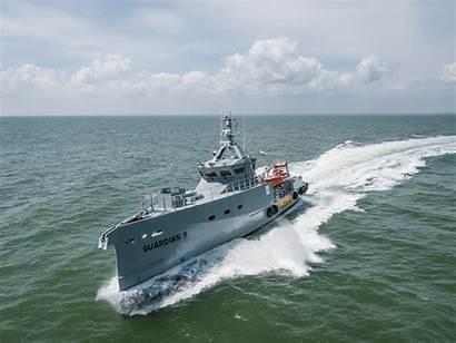 Patrol Damen Vessels 3307 Guardian Fcs Vessel