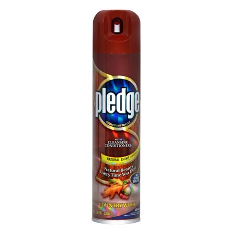 buy pledge furniture polish country wood extra care ml