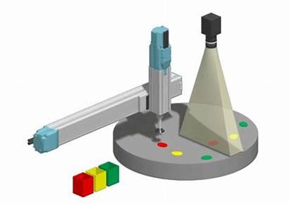 Robot Cartesiani Application Pick Place Robots Yamaha