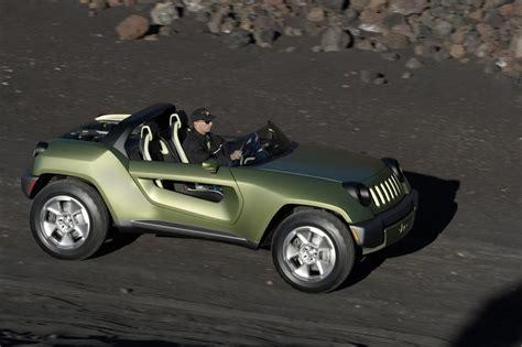 jeep renegade convertible 2008 jeep renegade concept conceptcarz com