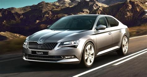 Skoda Superb Corporate Edition Launched @ INR 23.49 Lakh
