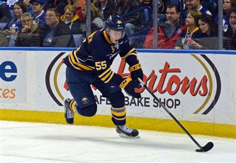 Ristolainen would make a solid replacement for jacob trouba, who was dealt last month to the new york rangers. Sabres' Rasmus Ristolainen out again, Tyson Strachan set ...