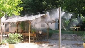 Brumisateur De Jardin : la brumisation dans le jardin ou sur la terrasse ~ Edinachiropracticcenter.com Idées de Décoration