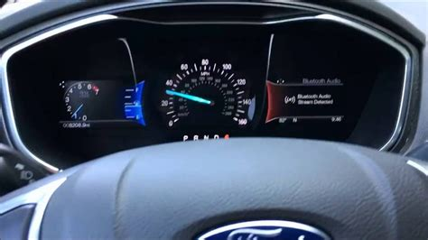 Ford Fusion 0 60 by 2017 Ford Fusion Titanium 0 60