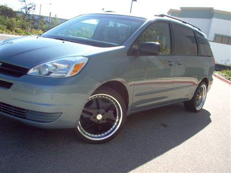 mmcgt  toyota sienna specs  modification