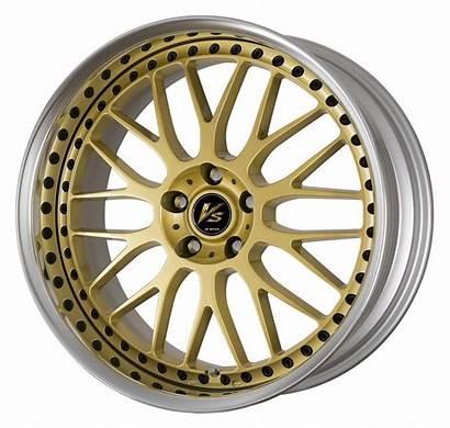 Xx Wheels Gold Rim Inch Polished Wheel