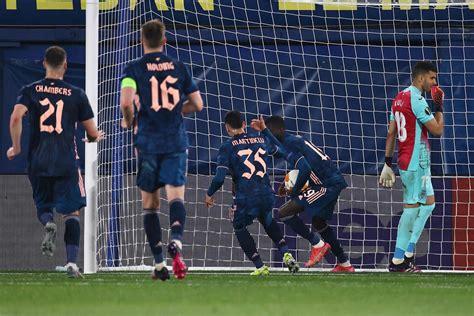 Arsenal Vs Villarreal Prediction : Villarreal vs Barcelona ...