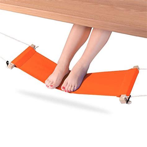 Foot Hammock For Desk by Delxo Office Foot Hammock Stands Adjustable Desk