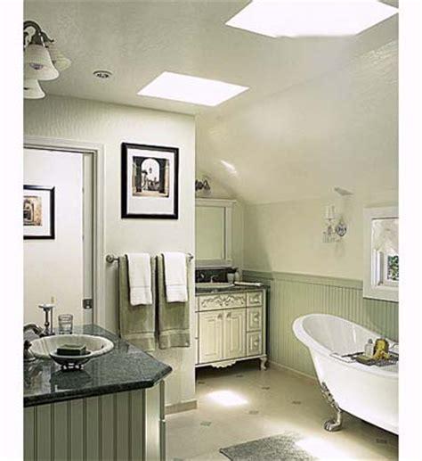 shared baths   house