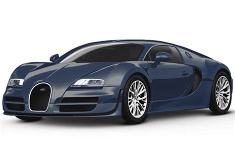 Bugatti Veyron Mileage In City And On Highway (petrol