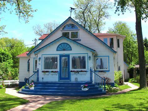 Toronto Island History And House Tour Kiku Corner