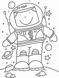 astronaut coloring pages - Google Search | space,time and ...
