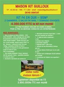 Le guide de l39habitat guilloux maison kit maison for Ordinary plans de maison en l 1 tropical style de vie maison en kits french polynesia