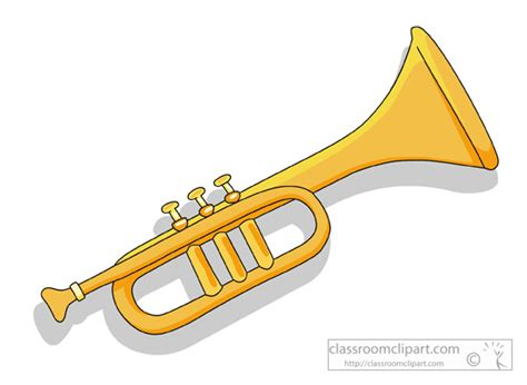 Trumpet Clipart Trumpet Clipart Clipart Suggest