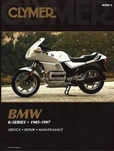 Bmw K75 K100 K1100 1985