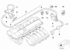 I Need A Diagram Of The Vaccum Hoses On A Bmw X5 3 0i