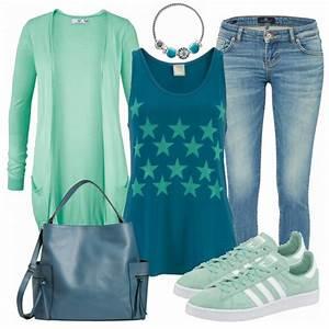 Petrol Kombinieren Kleidung : freizeit outfits coolgirl bei style ~ Watch28wear.com Haus und Dekorationen