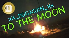 DogeCoin - TO THE MOON! - Doge Wallpaper (1920x1080) (29085)