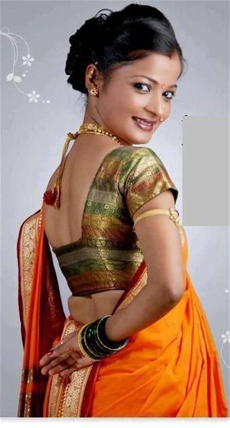 gorgeous   nauvari saree