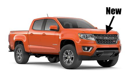 2019 Chevy Colorado Here Is How You Can Configure It To